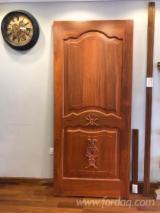Kupnje I Prodaje Drvenih Vrata, Prozore I Stepenice - Fordaq - Azijsko Tvrdo Drvo (liščari), Vrata, Puno Drvo, Teak