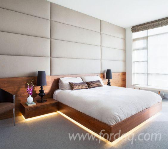 Double-Bed-with-Natural-Wood---Design