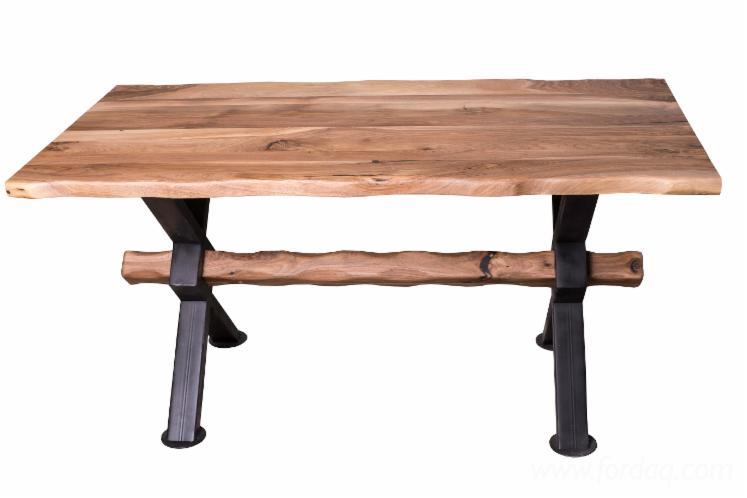 Massive Walnut Table