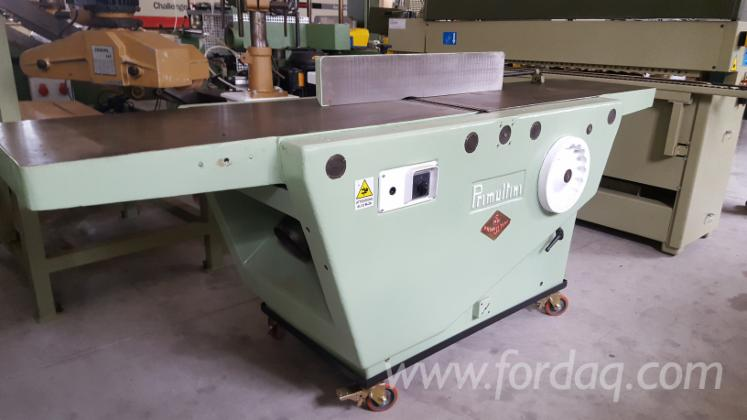 Used-Primultini-1970-Surface-Planer---1-Side-For-Sale