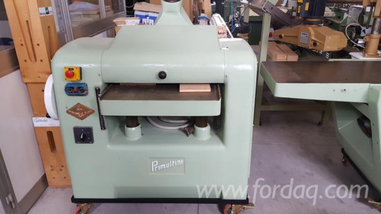 Used-Primultini-1970-Thicknessing-Planer--1-Side-For-Sale