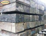 Softwood  Sawn Timber - Lumber Squares - Pine/ Scots Pine Squares, 160-180mm