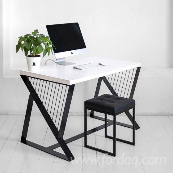 Scrivania Per Computer Design.Vendo Scrivania Tavolo Per Computer Design Latifoglie Europee Acero
