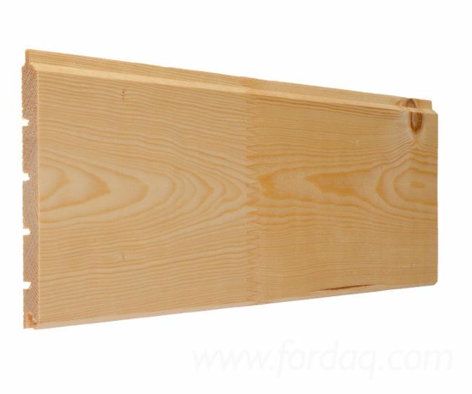 Drewno Lite, Sosna Zwyczajna - Redwood, Świerk - Whitewood, Panele Ścienne Wewnętrzne
