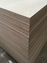 White Melamine MDF For Cabinets, 18mm