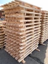 Wood Pallets - Pine Pallets, 800x1200mm