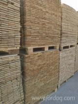 栈板、包装及包装用材 - 苏格兰松, 120 - 500 立方公尺 每个月