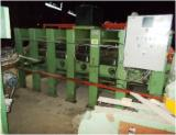 Woodworking Machinery - Used Kallesoe LV5013 Press for Gluing Furniture Shield
