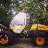 Macchine e mezzi forestali - Vendo Testata D'Abbattimento Sampo Rosenlew SR1046X Usato 2007 Spagna