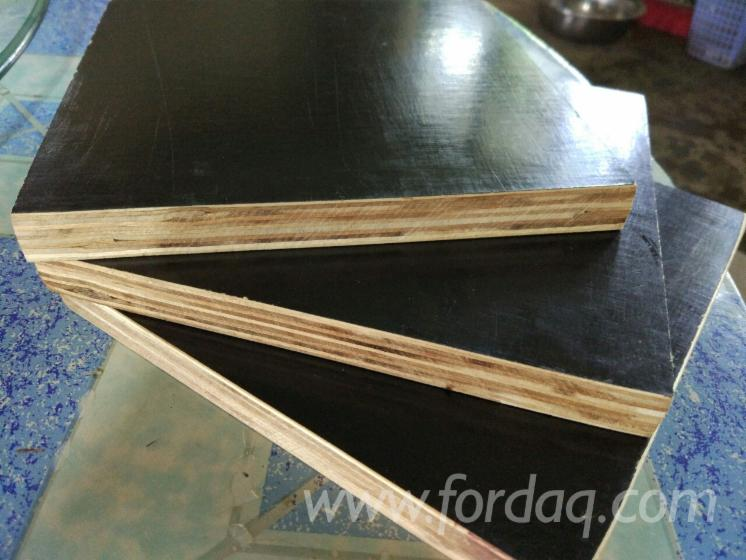 Film Face Plywood From Vietnam  Brown Face and Back Glue WPB