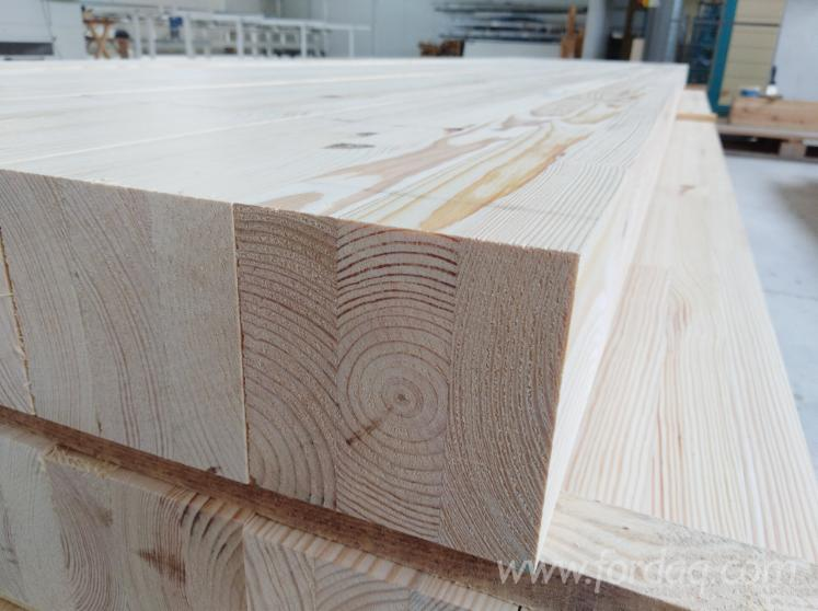 wood supply from Russia - spruce pine larch birch