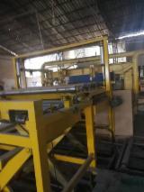 Vender Fábrica / Equipamento De Produção De Painéis Shandong Usada 2015 China