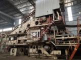 Woodworking Machinery - Used Yalian MDF Roll Press Line, 2010