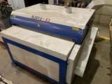 Used 2015 Qingdao Woodworking RJS13-X3 Gang Rip Saws with Roller or Slat Feed