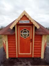 Möbel - Der Hersteller verkauft die Grillkota aus dem Holz