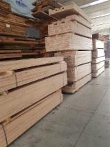 Północnoamerykańskie Drewno Liściaste, Drewno Lite, Dąb Czerwony