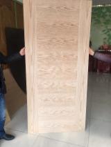 Natural Wood Veneer Laminated MDF Board, 2-18mm