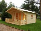 Holzkomponenten, Hobelware, Türen & Fenster, Häuser - Holzhäuser