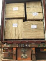 Vender Compensado Natural Agathis 7; 8; 11; 14 mm Vietnã