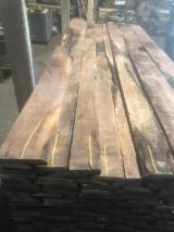 Black Walnut Boards, 3A Common, 26x78+ mm