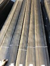 Smoked Eucalyptus Natural Veneer, 0.55 mm