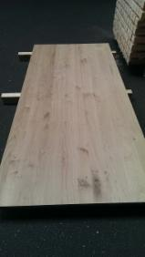 Find best timber supplies on Fordaq - Ohnemus GmbH Laubholzsägewerk - Oak 1 Ply Solid Wood Panel, 26mm