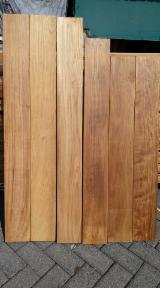 Flooring and Exterior Decking - Burmese Teak Decking E4E, 18mm