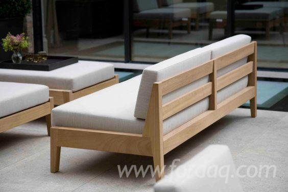 Natural wooden chair with Modern Design from Vietnam