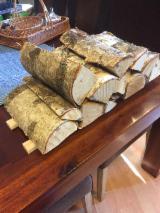 Birch and Alder Firewood, 25 cm Length