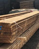 Good Grade Red/White Oak Boules Lumber