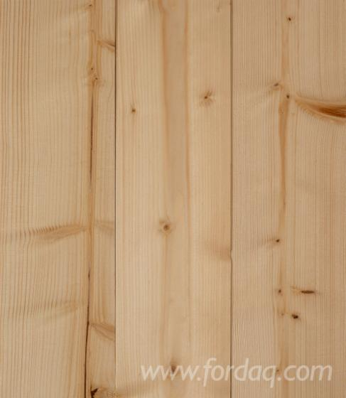 Spruce Weatherboard, 9 mm