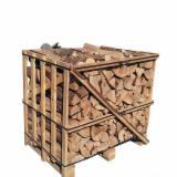Oak Firewood/Woodlogs Cleaved, 25-50 cm