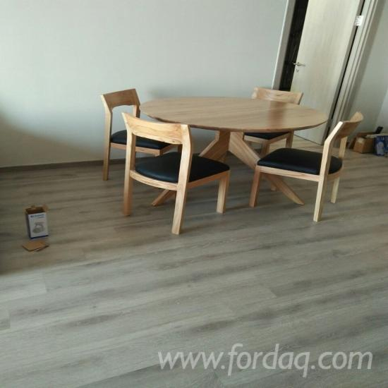 Vietnam Simple Wooden Dining Chair