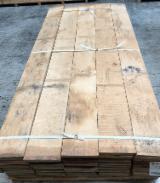 KD European Oak Planks, 27 mm, QF3/4