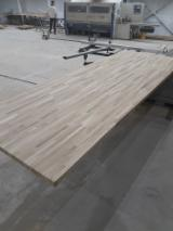 Find best timber supplies on Fordaq - Orvietto LLC - 1 Ply Oak Solid Wood Panel, 40 mm