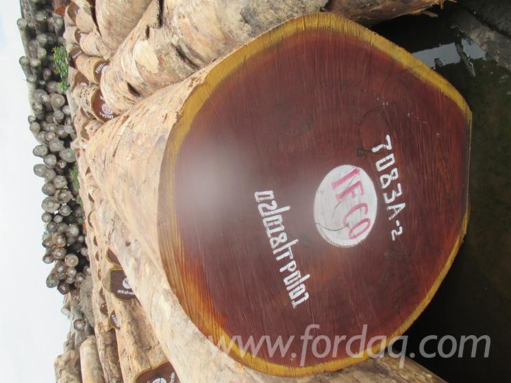 Sapelli-Round-Logs