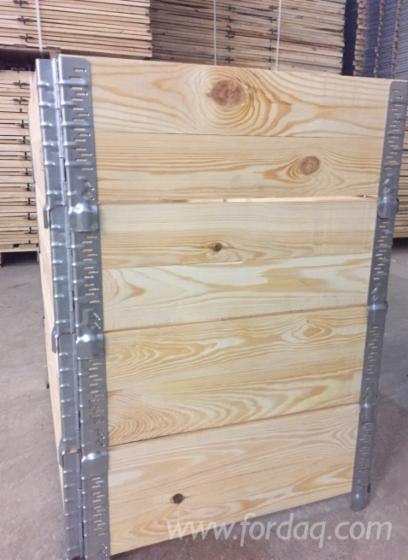 New-Spruce-Pine-Wooden-HALF-Pallet-Collars