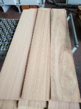 Doussie , Deska Podłogowa Drewniana Klejona
