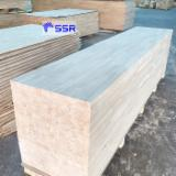 Find best timber supplies on Fordaq - SSR Vietnam - Rubberwood Finger Jointed Solid Panel, 12-40 mm