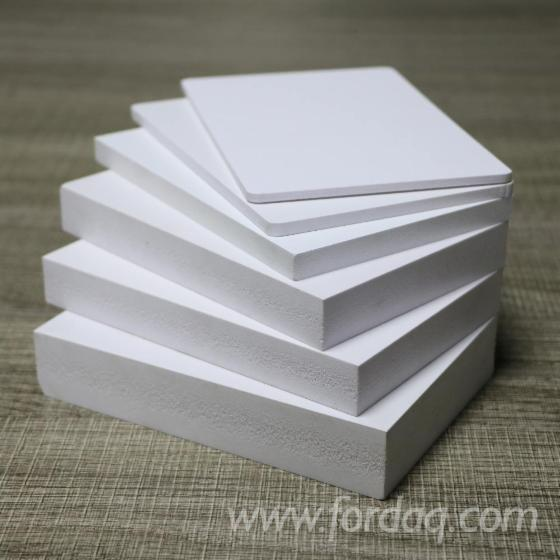 PVC Foam Board for Kitchen Cabinets, 1-50 mm