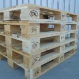 Used/New Epal Pine Wood Pallets, 800x1200 mm