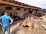 Softwood  Sawn Timber - Lumber Squares - Pine Squares, 10+ cm