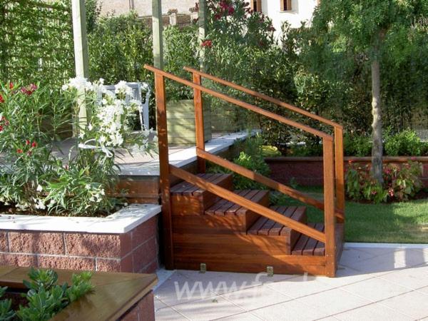 Fir Garden Flooring
