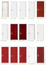 850x2050x3mm Melamie Wendge HDF Door Skin