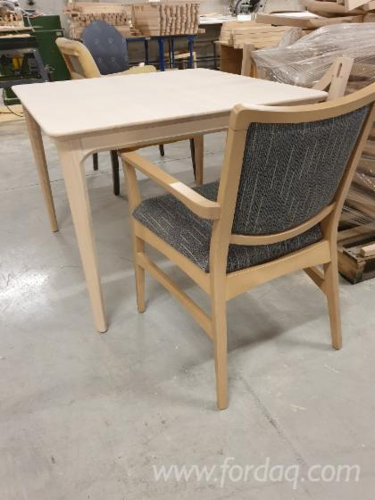 Oak Tables Required (From Manufacturer)