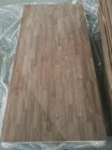 Find best timber supplies on Fordaq - Dongguan Seeland Wood Limited - Black Walnut Finger Jointed Board, 18-40 mm