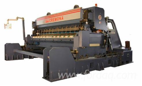 Gebraucht-Angelo-Cremona-VS-40-2010-Furniermessermaschinen-Zu-Verkaufen