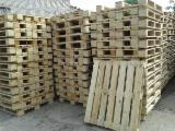 New Pine Pallets, ISPM 15, 800x1200 mm