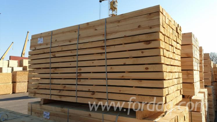 Pine/Spruce Construction Timber, 70x95x2400 mm