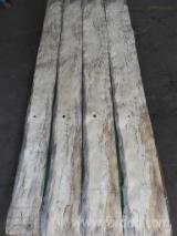 Indian Vintage Wood Veneer, Flat Cut, 0.5 mm